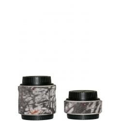 Lenscoat RealtreeAPSnow pour Canon extenser 1.4x + 2x Série II