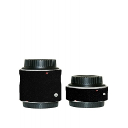 Lenscoat Black pour Canon extenser 1.4x + 2x Série II