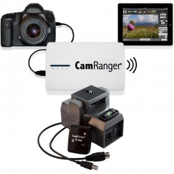 CamRanger + PT Hub + Motorized Head MP-360 Kit