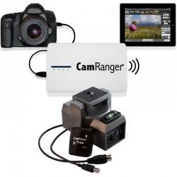 CamRanger + PT Hub +Tête motorisée MP-360 Kit