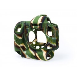 EasyCover Protection Silicone pour Nikon D4 / D4s Militaire