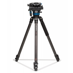 Benro Kit tripod C373FBS8 with Video head S8