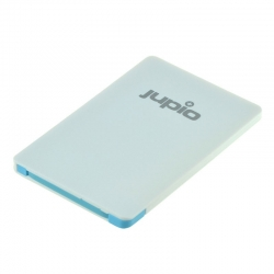 Jupio Batterie Card 2500 pour smartphone, tablette...