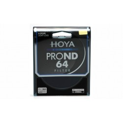 Hoya Filtre ND64 ProND 62mm