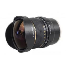 Samyang 8mm F3.5 Fisheye CSII micro 4/3