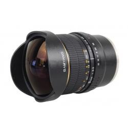Samyang 8mm F3.5 Fisheye CSII Samsung NX