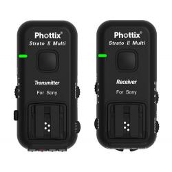 Phottix Strato II Multi 5-in-1 Wireless Flash Trigger pour Sony