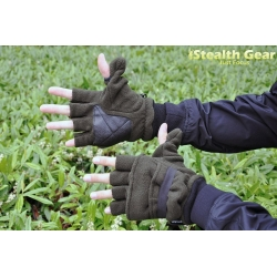 Stealth Gear Photographers Gloves size M/L