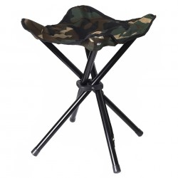 Stealth Gear Collapsible 4-legs stool
