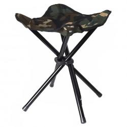 Stealth Gear siège répliable à 4 pieds