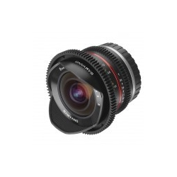 Samyang 8mm T3.1 UMC Fish-eye CS II VDSLR Sony E