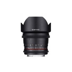 Samyang 10mm T3.1 ED AS NCS CS VDSLR Samsung NX