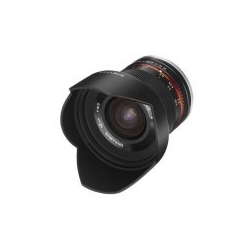 Samyang 12 mm f/2.0 NCS CS M4/3 Black
