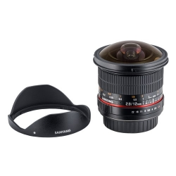 Samyang 12mm f/2.8 AS NCS Fish-eye Nkon AE
