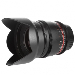 Samyang 16mm T2.2 VDSLR ED AS UMC CS Canon