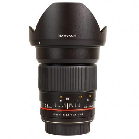 Samyang 24mm f/1.4 ED AS IF UMC Pentax