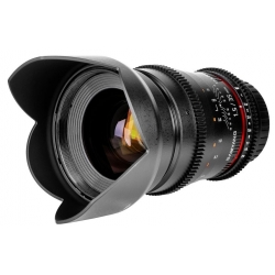 Samyang Cinema kit 4 Canon