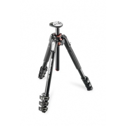 Manfrotto MT190XPRO4 TREPIED 190 ALUMINIUM 4 SECTIONS / BASCULE COLONNE