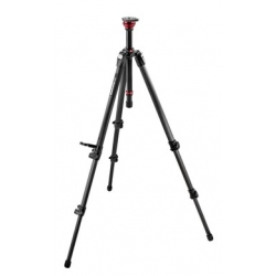 Manfrotto 755CX3 TREPIED VIDEO CARBONE AVEC MISE A NIVEAU 755CX3