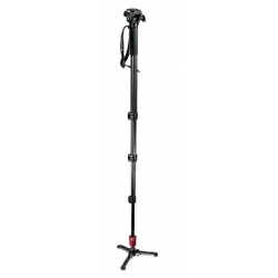 Manfrotto 560B-1 MONOPODE VIDEO FLUIDE + ROTULE