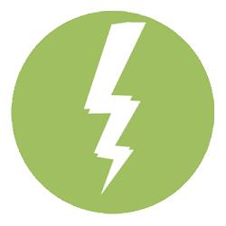 Nicefoto Batterie pour PA2000 booster pour flash