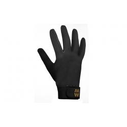 MacWet Long Climatec Sports Gloves Black size 9.5cm